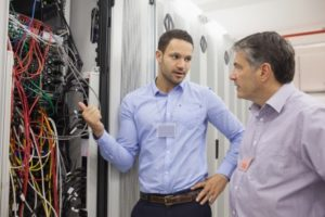 coaching on data center