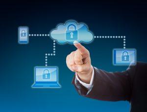 Corporate cloud security