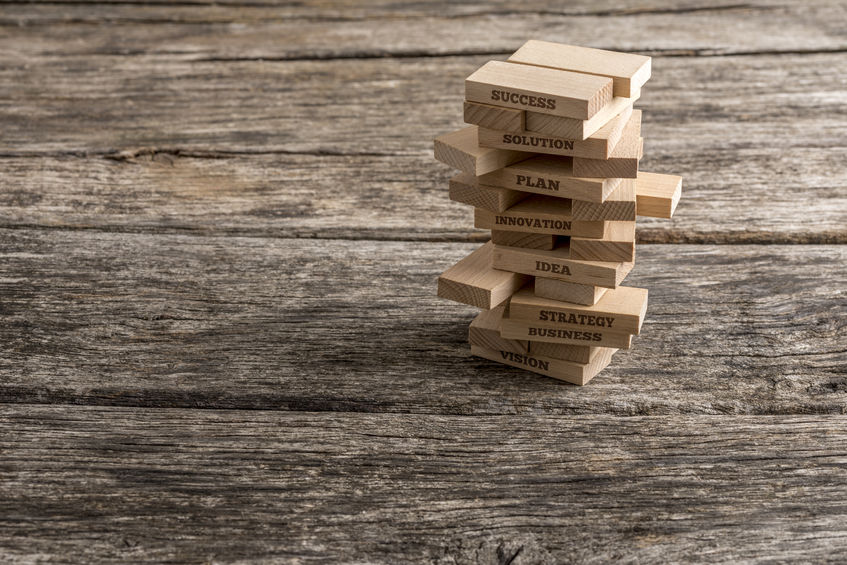 building blocks to success