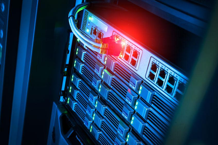 Zunesis- Server Data Room