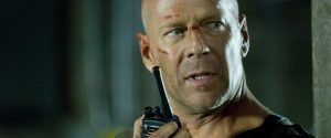 Bruce Willis - John McClane, Preparing for the Future IT