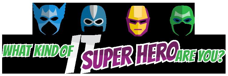 IT Super Heroes