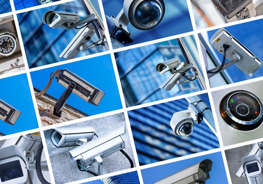video surveillance and data