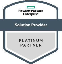 HPE Platinum Partner - Zunesis