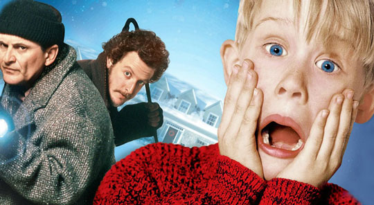 Home Alone - Clear Pass