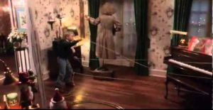 Home Alone Party Scene