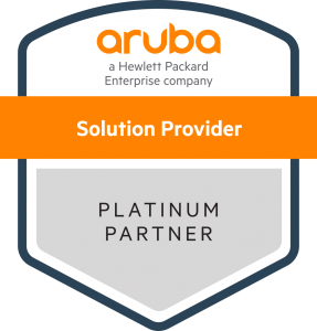 Aruba Gold Partner