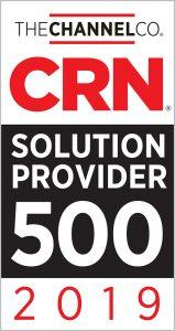 CRN 2019_Solution Provider 500