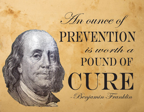 An Ounce of Prevention is Worth a Pound of Cure: Ransomware Prevention –  Zunesis